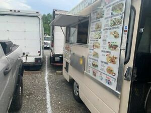 18 Chevrolet G30 Step Van Food Truck Ready To Work Mobile Kitchen For Sale In