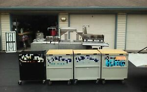 Licensed 2015 5 X 9 Professional Food Vending Concession Cart Trailer For Sa