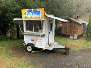 2015 Used Pizza Concession Trailer Mobile Pizza Store On Wheels For Sale In