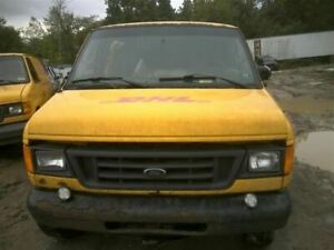 Console Front Floor Outer Section Fits 03 19 Ford E350 Van 91938