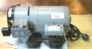 Thomas Piston Air Compressor Ta 5102 4 Cfm 100 Psi