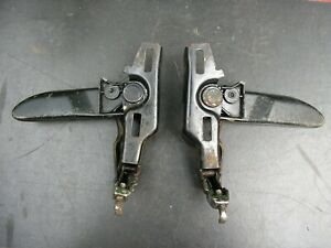 1967 Pontiac Bonneville Grand Prix Catalina Convertible Top Latches