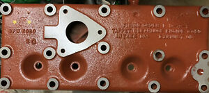 Jeep Ford Gpw Gpa Original Engine Cylinder Head G 503 G 504 2c