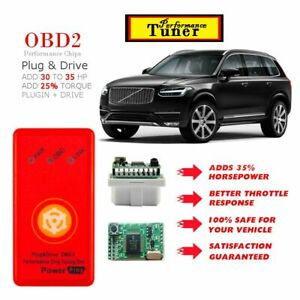 For 2003 2020 Volvo Xc90 Performance Tuning Chip Power Tuner Programmer
