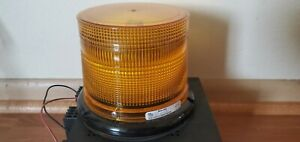 Whelen L10 Led Amber Beacon Strobe