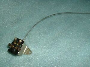 Nos 1953 1954 1955 Nash Rambler Overdrive Kickdown Switch