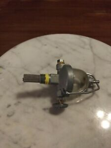Vintage Glass Bowl Fuel Filter Tractor Auto W Shut Off Nr