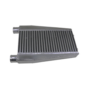 Cxracing 2 Inlet Outlet Universal Turbo Intercooler 16 5x 8x 2 3 8 Core