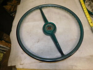 1952 Chevy Steering Wheel