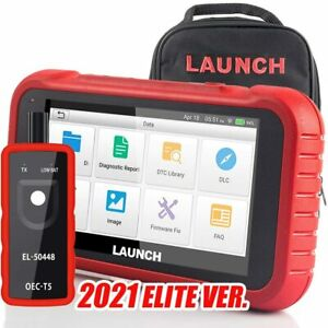 Launch Obd2 Diagnostic Scanner Check Engine Abs Srs Transmission At Code Reader