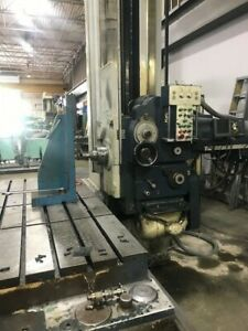 4h 72 Devlieg boring Mill Rotary Tables mills tooling
