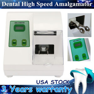 Dental Fast Speed Amalgam Capsule Mixer High Speed Amalgamator G5x Amalgama Sale
