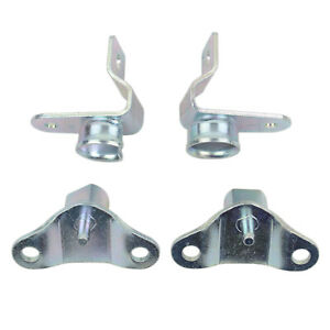 Tailgate Tail Gate Hinges Set Of 4 Kit For Chevy Silverado Gmc Sierra 1999 2006