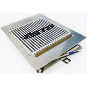 Ets Gen 2 Intercooler Silver For Mazda Mazdaspeed 3