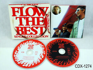 FLOW the Best Single Collection CD DVD Geass Naruto Japan Import US Seller $18.99
