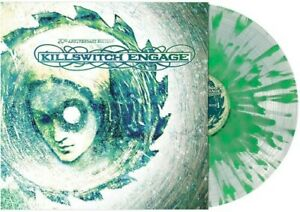 Killswitch Engage Killswitch Engage New Vinyl Lp Clear Vinyl Green