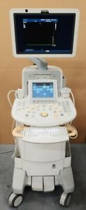 Philips Iu22 Ultrasound Machine With 2 Probes V6 2 And X3 1