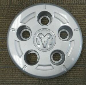 14 19 Dodge Ram Promaster Van Oem Silver Center Wheel Hub Cap Fit 16 Steel Wheel