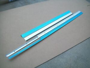 New 1963 65 Fury Belvedere Savoy Coronet 330 440 Polara Sill Plate Set B body
