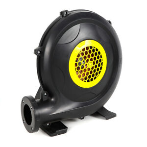 Inflatable Bounce House Jump Castle Air Blower Pump Fan 110v 370 Watt 0 5hp Top