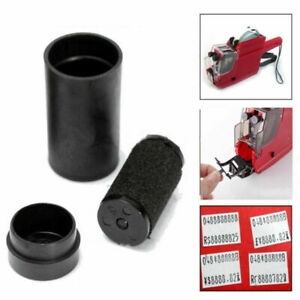 5x Refill Ink Rolls Ink Labeller Cartridge For Mx 6600 Mx5500 Price Tag Gun