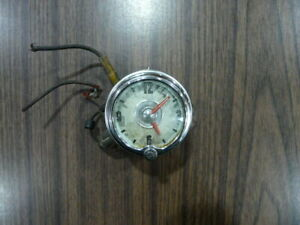 1948 1952 Oldsmobile Dash Clock Original