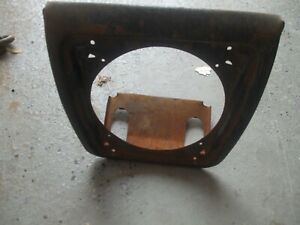 1965 Through 1967 Original Chevy Impala Rear Seat Speaker Housing
