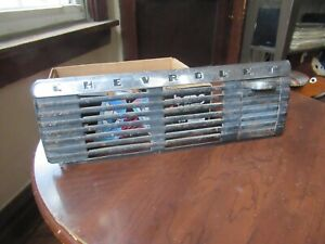 1947 48 49 50 51 52 53 Chevy Pickup Truck Speaker Grille Dash Trim Ashtray
