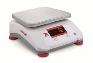 Ohaus V22pwe1501t Valor 2000 Pw Compact Bench Scale 1 500g X 0 2g