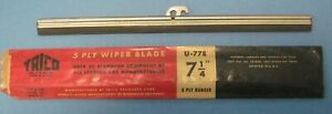 Nos Trico Wiper Blade 7 1 4 Many Cars 20 S 30 S 40 S 50 S With Flat Windshield