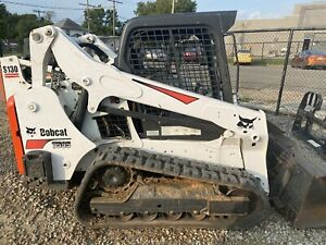 2017 Bobcat T 595 Track Loader No Def
