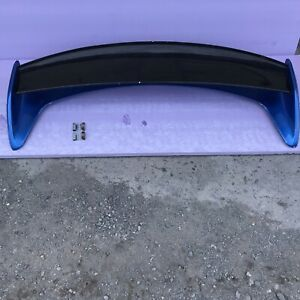 R Magic Rmagic Pro Staff Mazda Rx8 Rx 8 Sep3 Adjustable Spoiler Wing Mazdaspeed