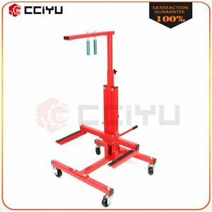 Mechanical Car Door Installer Remover Hydraulic Lift Hoist Auto Body Paint Door