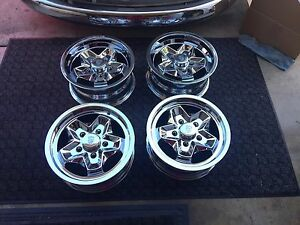 Porsche Rims Cookie Cutters Chromed Final Set