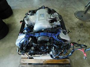 98 1998 Ford Mustang Cobra 4 6l Dohc Engine Motor Assembly 72k Mile J82