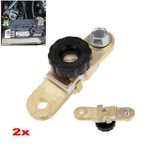 Motor Auto Quick Safety Switch Cut Off Disconnect Brass Battery Terminal Link