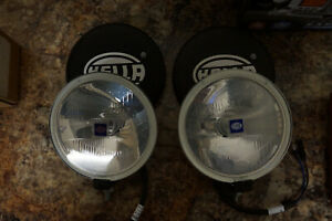co hella Comet 500 Driving Lamp Pair Round Driving Light Fog Lamp