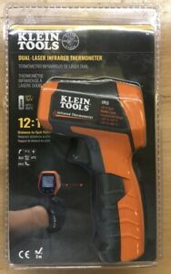 Klein Tools Ir5 Dual laser Infrared Thermometer b5