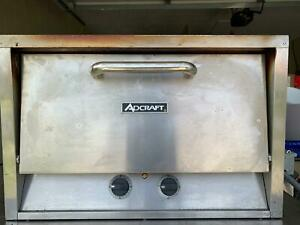 Admiral Craft Po 22 22 Commercial Countertop Pizza Oven 240v 2850w