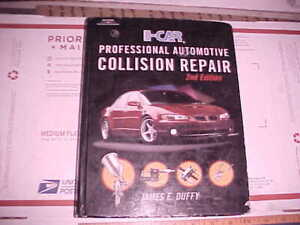 Auto Body Hb Book 674 Pages 29 Chapters Covers All Hammer Dolly Spoon File