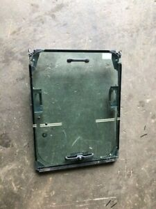 Kubota Svl90 Svl95 Track Loader Front Door complete Take Off