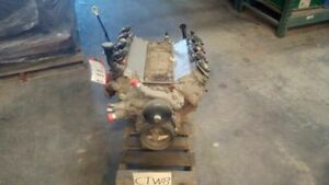 Engine 5 3l From 2007 Chevy Chevrolet Tahoe 150k Miles 6456240
