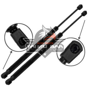 2x Rear Trunk Liftgate Lift Supports Gas Springs For 87 92 Chevry Camaro 2 door