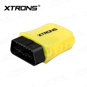 Xtrons Car Obd2 Obdii Android Wifi Adapter Auto Diagnostic Scanner Torque Tools