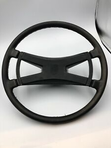 Porsche 914 Steering Wheel Complete Vintage Original 914 347 805 11 Leather