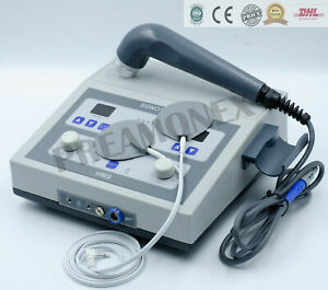 Advanced Solid Stateultrasound Therapy 1mhz Dual Channel 10ns Equipment