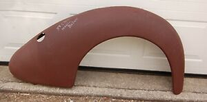 1939 Chevrolet Chevy Master Deluxe Metal Rear Right Fender Panel 1937 1938