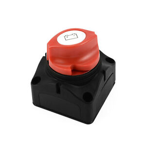 Battery Disconnect Rotary Switch Cut On Off For Car Rv Marine Best Choice