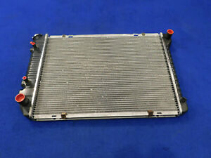 87 88 89 90 91 92 93 Ford Mustang 5 0l 302 Radiator Aftermarket Clean Used K37