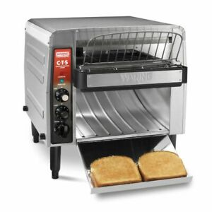Conveyor Toaster 208v Waring Commercial Cts1000b